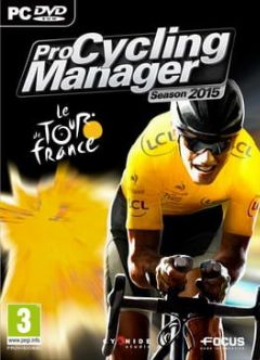 Cover Pro Cycling Manager 2015