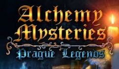 Cover Alchemy Mysteries: Prague Legends