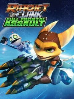 Cover Ratchet & Clank: Full Frontal Assault