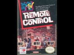 Cover MTV Remote Control