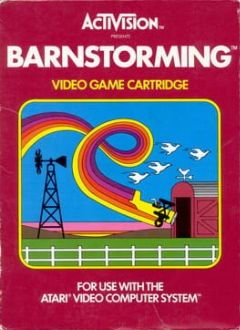 Cover Barnstorming