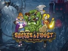 Cover Shakes and Fidget