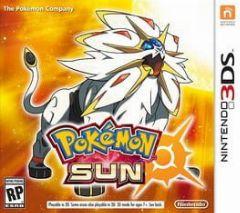 Cover Pokémon Sun