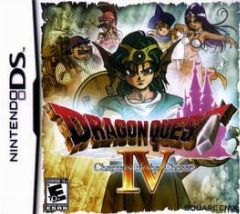 Cover Dragon Quest IV: Chapters of the Chosen