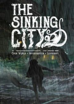 Cover The Sinking City