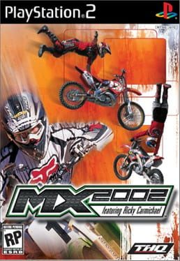 Cover MX 2002 Featuring Ricky Carmichael