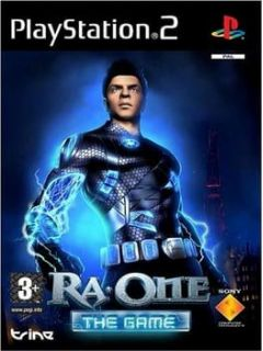 Cover Ra.One The Game