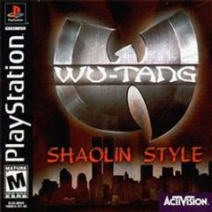 Cover Wu-Tang: Shaolin Style