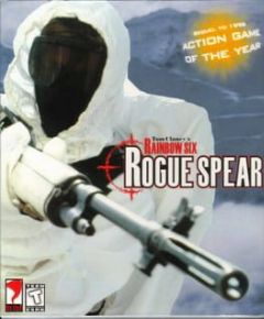 Cover Tom Clancy's Rainbow Six: Rogue Spear