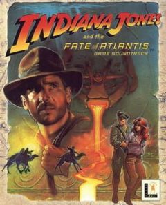 Cover Indiana Jones and the Fate of Atlantis