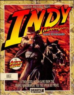 Cover Indiana Jones and the Last Crusade: The Action Game