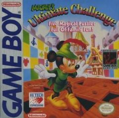 Cover Mickey's Ultimate Challenge