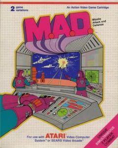 Cover M.A.D.