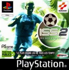 Cover ISS Pro Evolution Soccer 2