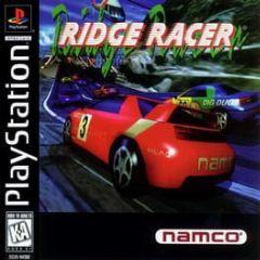 Cover Ridge Racer