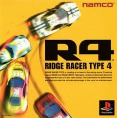 Cover Ridge Racer Type 4