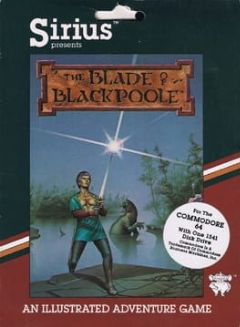 Cover The Blade of Blackpoole