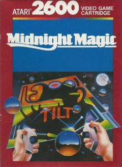 Cover David's Midnight Magic