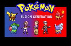 Cover Pokémon Fusion Generation