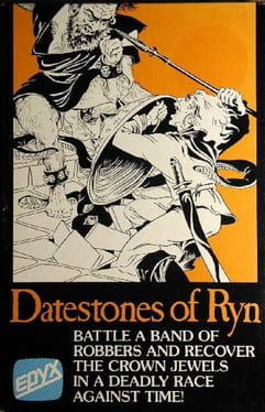 Cover Dunjonquest: The Datestones of Ryn