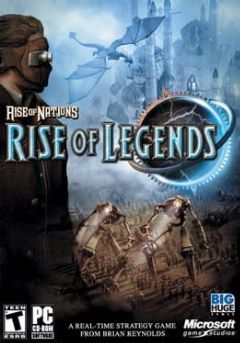 Cover Rise of Nations: Rise of Legends
