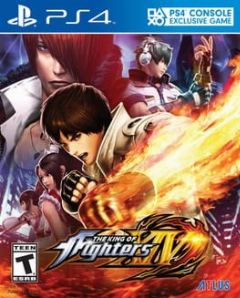Cover The King of Fighters XIV