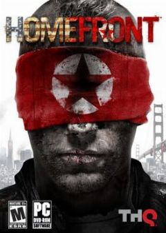 Cover Homefront