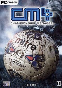 Cover Championship Manager 4