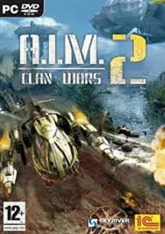 Cover A.I.M.2 Clan Wars