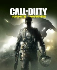Cover Call of Duty: Infinite Warfare