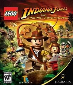 Cover Lego Indiana Jones: The Original Adventures