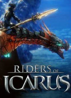 Cover Riders of Icarus