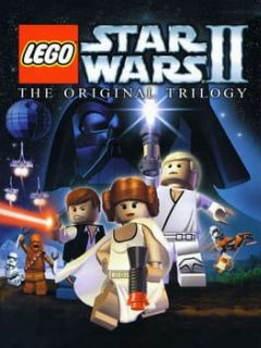 Cover LEGO Star Wars II: The Original Trilogy