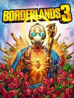 Cover Borderlands 3