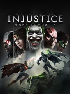 Cover Injustice: Gods Among Us