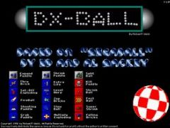 Cover DX-Ball