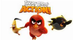 Cover Angry Birds Action