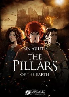 Cover Ken Follett's: The Pillars of the Earth