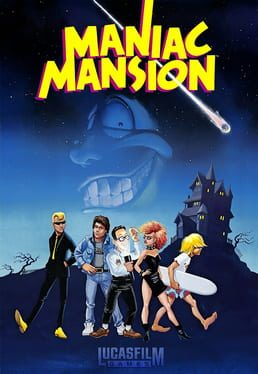 Cover Maniac Mansion