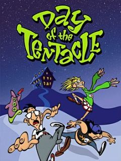 Cover Day of the Tentacle