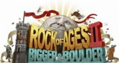 Cover Rock of Ages 2: Bigger & Boulder