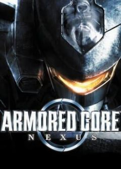 Cover Armored Core: Nexus