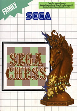 Cover Sega Chess