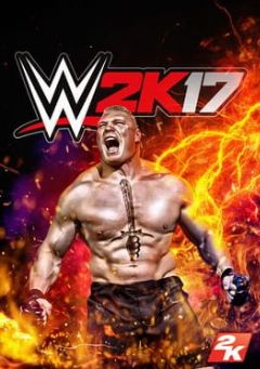 Cover WWE 2K17