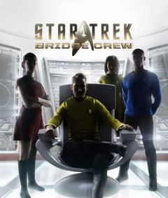 Cover Star Trek: Bridge Crew
