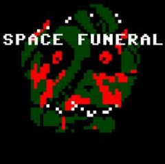 Cover Space Funeral
