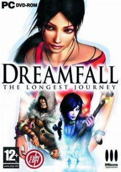 Cover Dreamfall: The Longest Journey