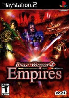 Cover Dynasty Warriors 4: Empires