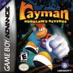 Cover Rayman: Hoodlums' Revenge
