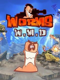 Cover Worms W.M.D
